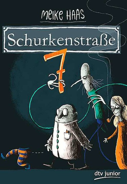 Schurkenstraße 7.  | Foto: dtv Junior