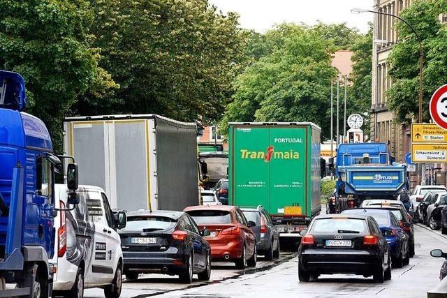 Freiburg soll für Autofahrer immer unattraktiver werden – rät ein Gutachter