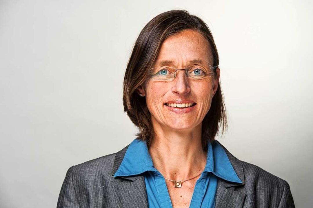 Sylvia Scheibenberger gibt Tipps  | Foto: Wolfram Scheible
