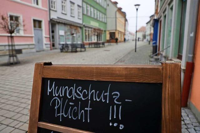 Deutsche Corona-Hotspots verschärfen Hygiene-Regeln