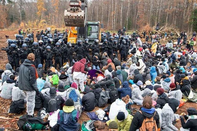 Proteste am Dannenröder Forst gehen weiter – Räumungen auch