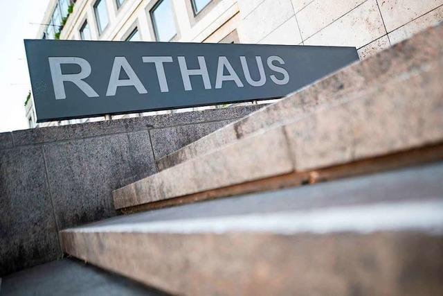 Endspurt auf dem Weg an die Rathausspitze – Stuttgart wählt neuen OB