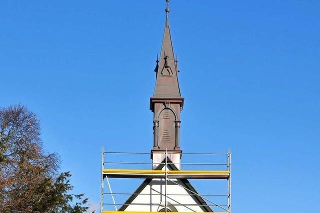 Die Adelbergkirche ist ein Gotteshaus für viele Konfessionen