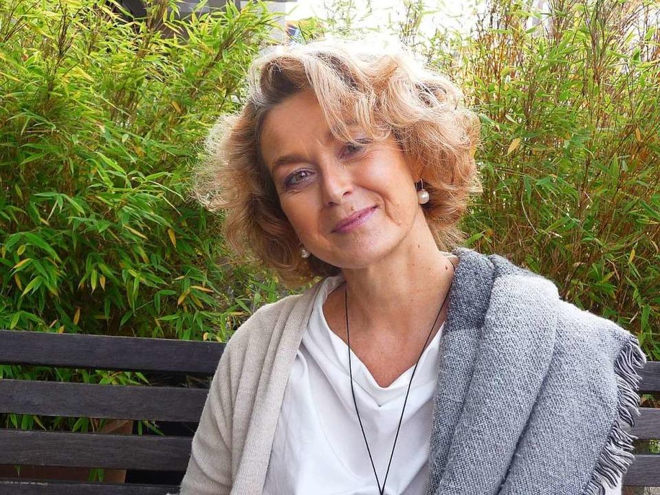 Kennt sich aus mit Ayurveda: Sandra Grünes     Foto: Katja Russhart