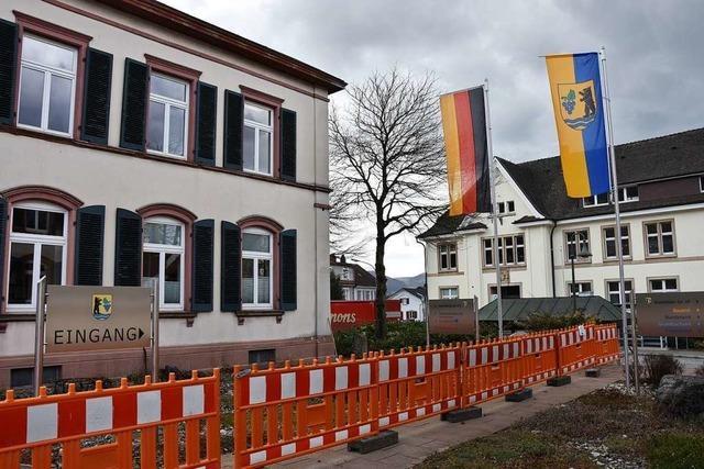 Die Wyhlener Rathäuser werden für 2,9 Millionen Euro saniert