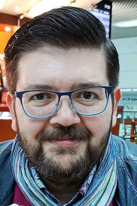 Faruk Sahin (42) ist geschäftsführende...indergärten e.V.  mit Sitz in Mannheim  | Foto: privat