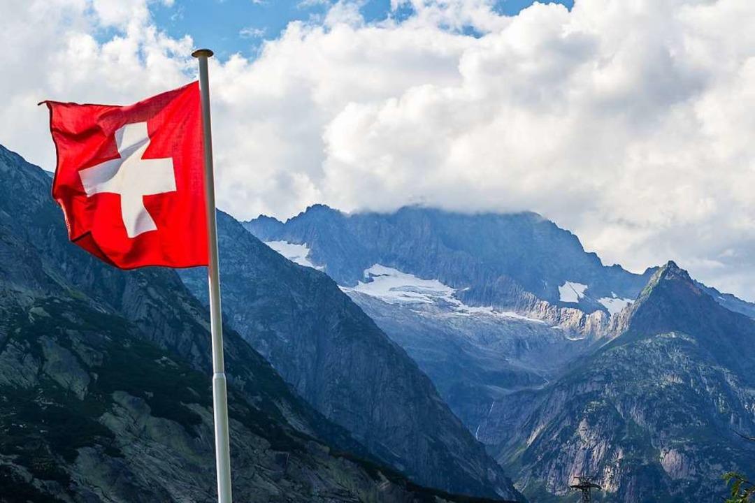 Die Initiative war  in der Schweiz umstritten.  | Foto: Carlotta Huber
