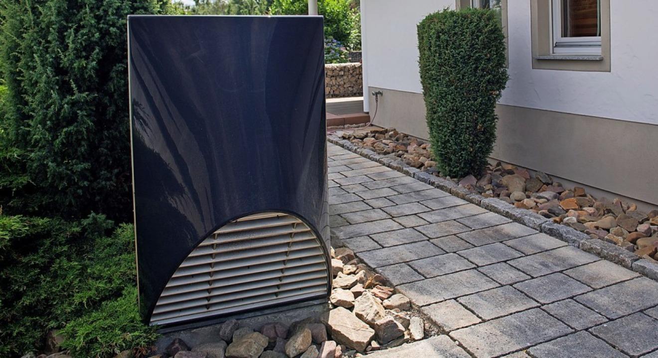 Sollte eine Luft-Wasser-Wärmepumpe bes...es Schlafzimmers installiert werden.    | Foto: Andrea Warnecke