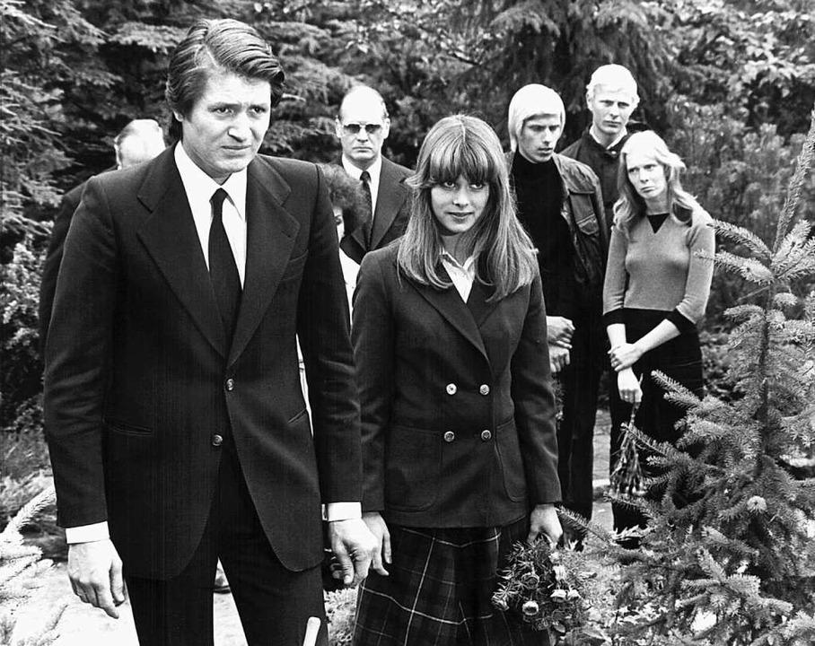 "Legendär: Nastassja Kinski in ""Reifezeugnis"" von 1976.  | Foto: Klar (dpa)"