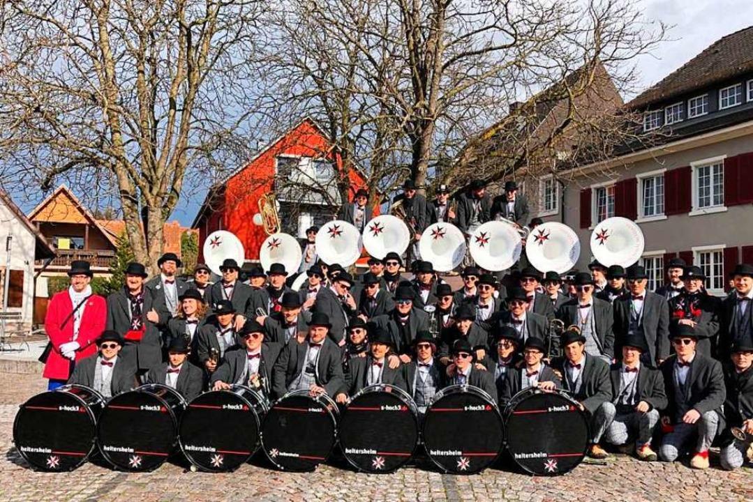 Vor Corona reisten die 75 Guggenmusike...tzigen Donnerstag tagelang die Heimat.    Foto: Strauschoehschlurbi Heitersheim