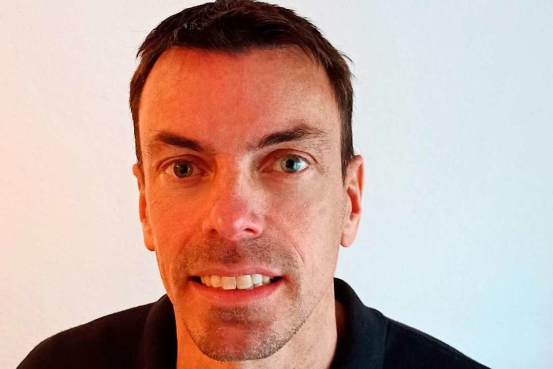 Marcus Löffler, Vorsitzender der Strauschoehschlurbi    Foto: privat