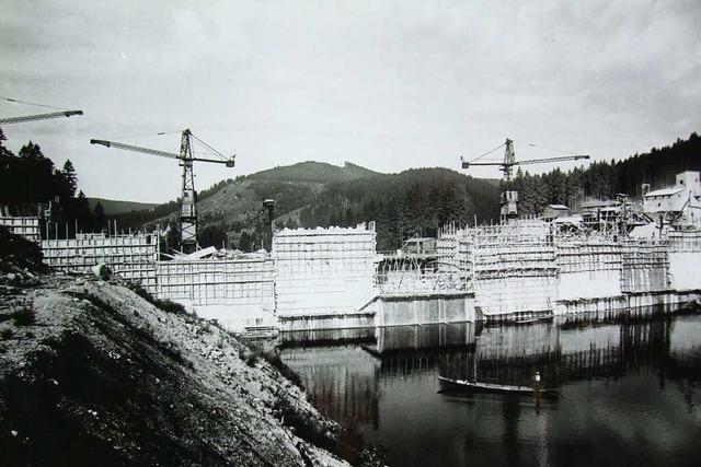Mit hunderten Arbeitslosen wurde vor 90 Jahren das Schluchseewerk gebaut