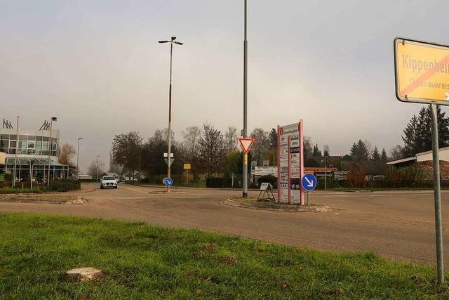 Kreis stellt Mittel für Kreisverkehr und Radweg in Kippenheim bereit