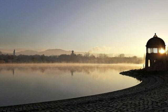 Leserfoto: Morgen am Seepark