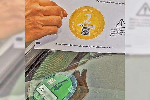 Galgenfrist für ältere Diesel in der Eurométropole