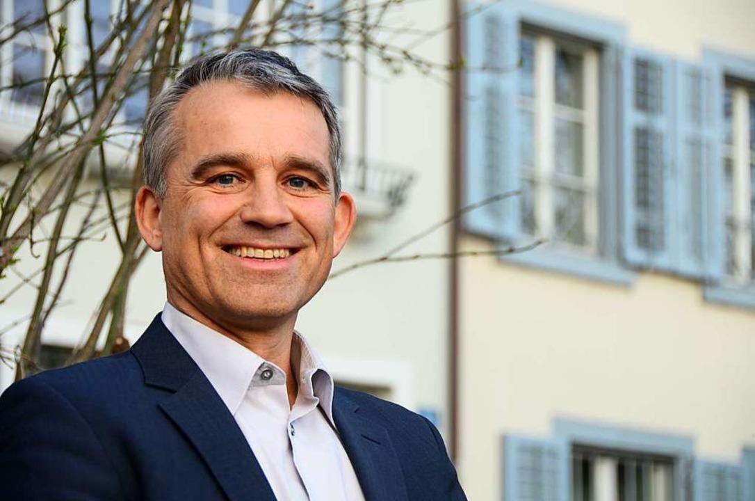 Beat Jans ist neuer Regierungspräsident.  | Foto: beatjans.ch