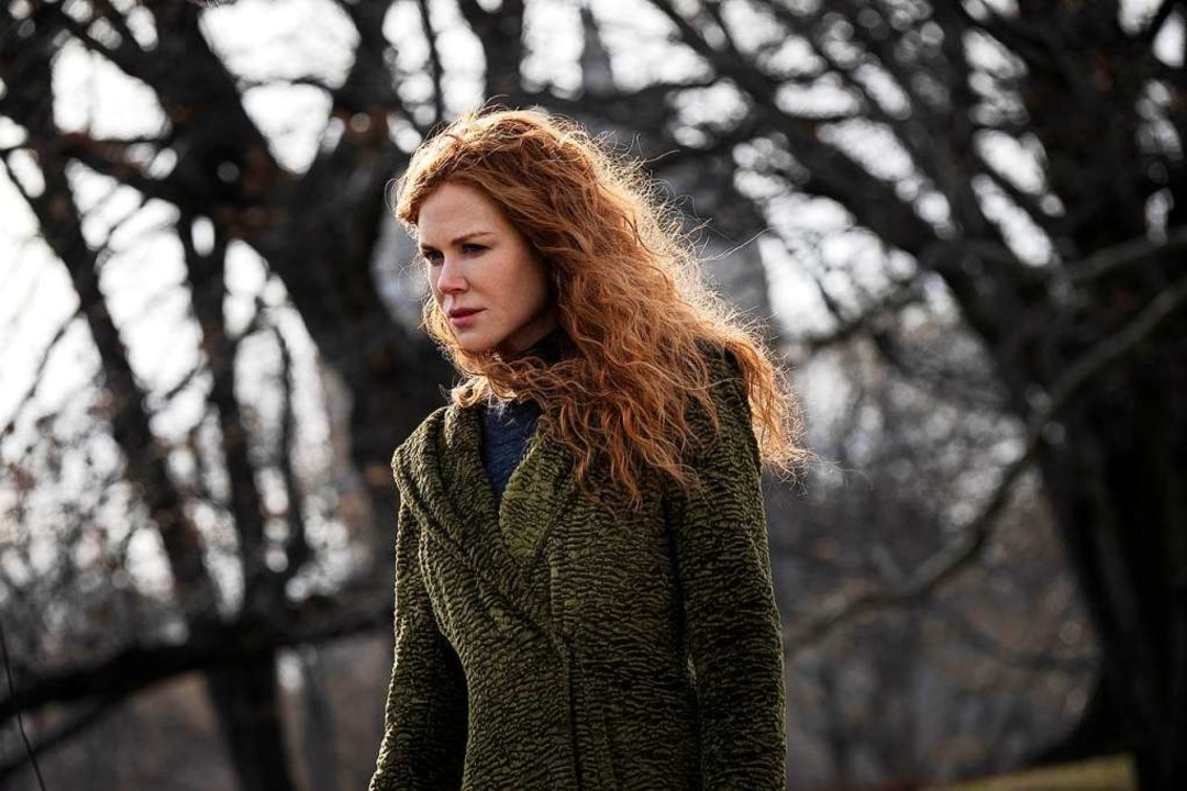 Nicole Kidman   | Foto: HBO/Niko Tavernise