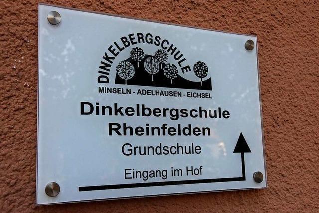 Dinkelbergschule in Rheinfelden: Kein Name lag näher