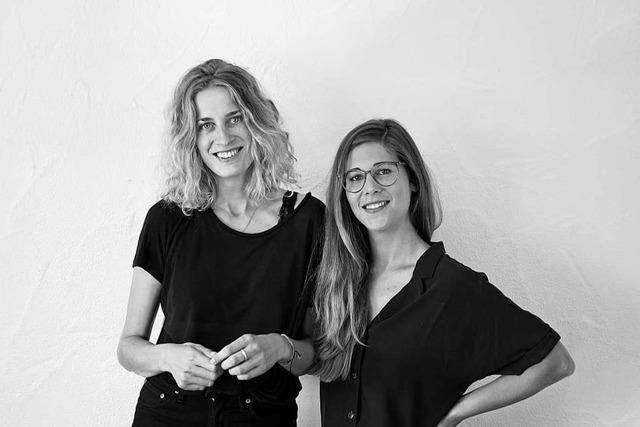 Gründen in der Krise: Zwei Freiburgerinnen starten ein Fair-Fashion-Label