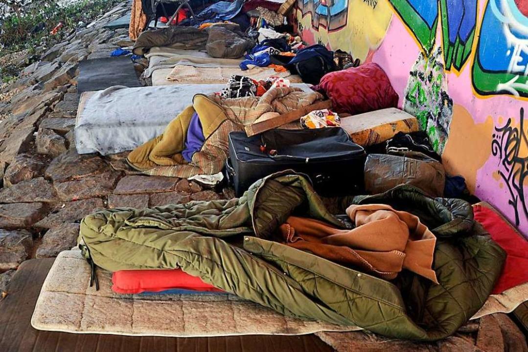 Ein warmer Schlafsack schützt vor Unterkühlung  | Foto: Thomas Kunz
