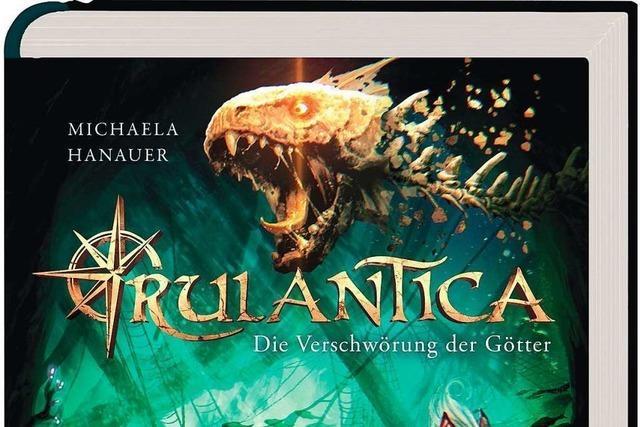 Rulantica-Fanpakete zu gewinnen, inklusive Band 2 der Saga!
