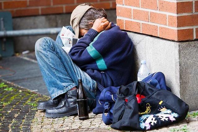 Warum leben Menschen auf der Straße?
