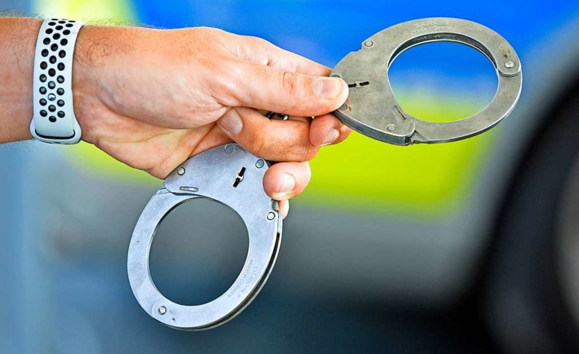 Die Bundespolizei hat einen 39-Jährige...aftbefehlen gesucht wurde. Symbolbild.  | Foto: Michael Bamberger