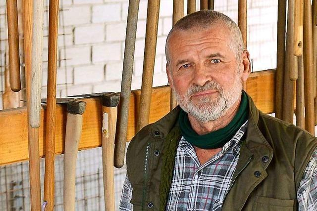 Nach 31 Jahren auf dem Mundenhof geht Carsten Kluge in den Ruhestand