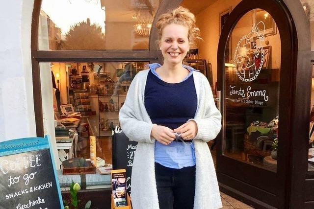 In Herdern hat ein Tante-Emma-Laden eröffnet – mit Stehcafé