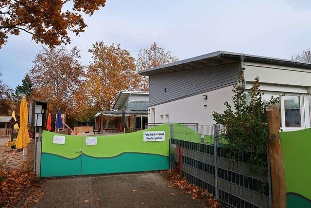 Coronafall im Gündlinger Kindergarten – acht Kinder in Quarantäne
