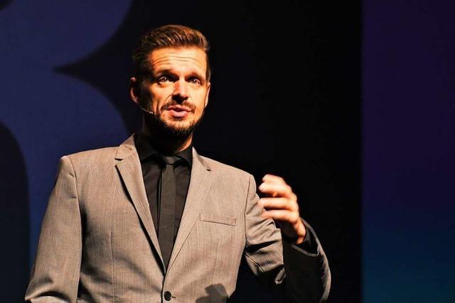 Kabarettist Florian Schroeder: