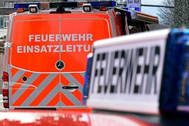 Unbekannte zünden in Freiburg drei Autos in einer Nacht an
