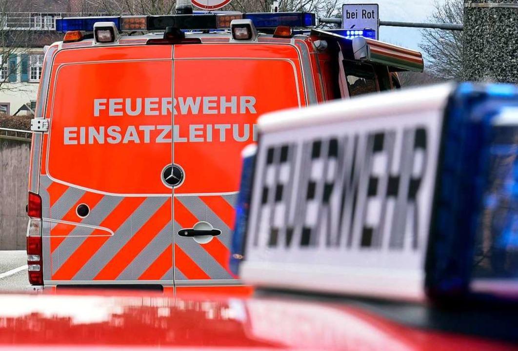 Die Feuerwehr konnte ein Übergreifen auf weitere Autos verhindern (Symbolbild).  | Foto: Thomas Kunz