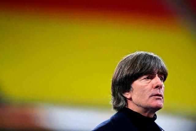 DFB geht mit Bundestrainer Joachim Löw ins EM-Jahr 2021