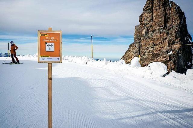 Ein Hotel in den Alpen bietet Arbeitsnomaden ein Homeoffice im Skiresort