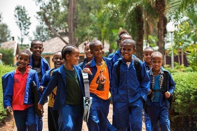 In 25 Jahren mehr als 4,3 Millionen Euro für Äthiopienhilfe gesammelt