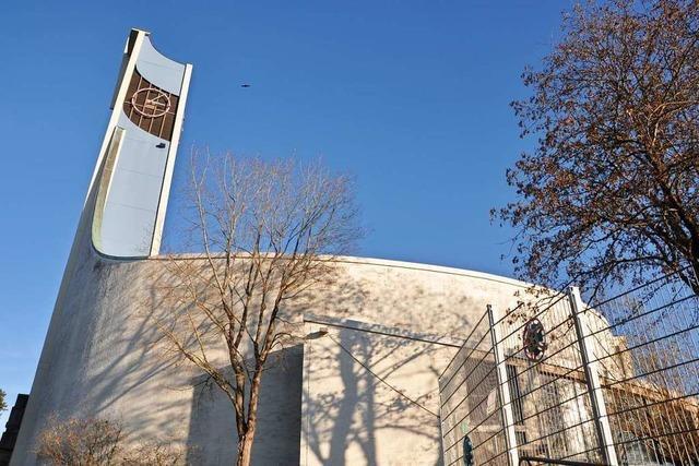 Die Chancen für den Erhalt der Kirche St. Peter in Lörrach sind gut