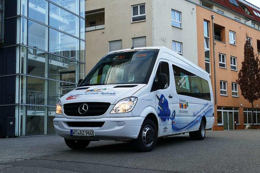 Der von den Stadtwerken finanzierte Citybus befährt derzeit drei Linien.  | Foto: Stefan Mertlik