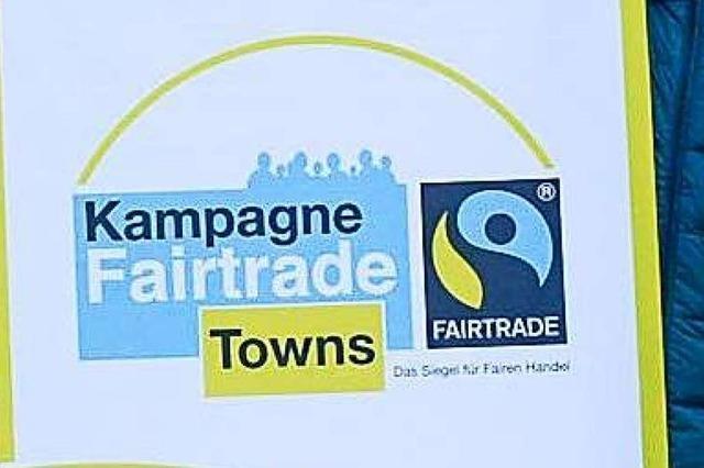 Lahr unterstützt den Fairen Handel und ist jetzt Fairtrade-Stadt