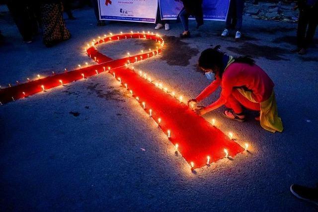 Der Kampf gegen Aids wird schwerer
