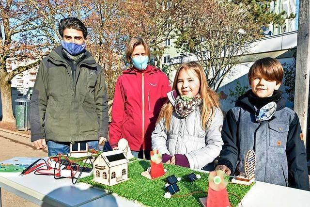 Mit viel Neugier bei der Sache: Freiburger Kinder werden zu Forschern