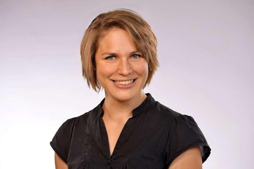 Sozialpädagogin Sophia Zehelein  | Foto: privat