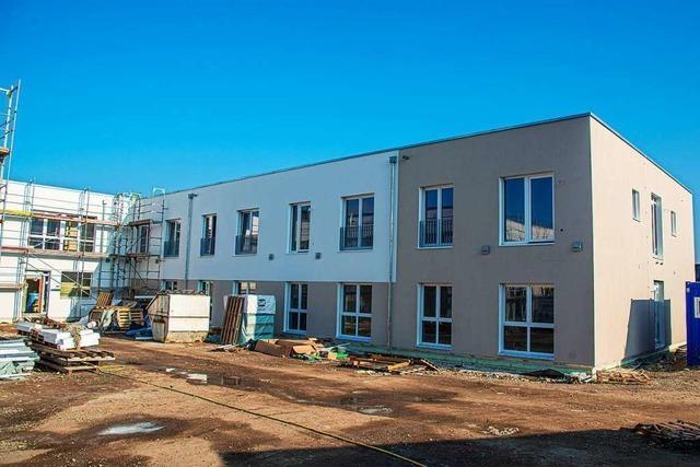 Das neue Pflegeheim soll im Frühjahr 2021 öffnen