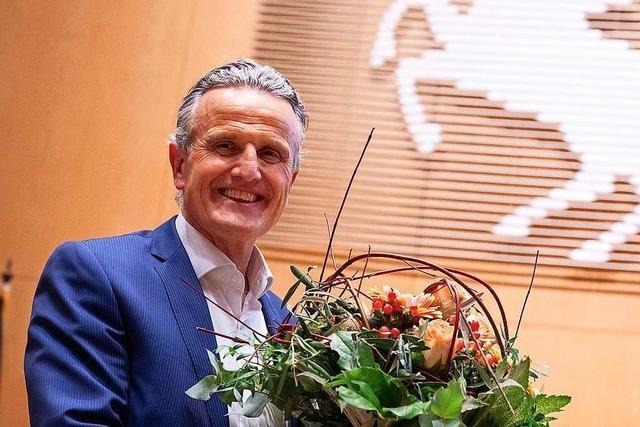Stuttgarts neuer OB Nopper will
