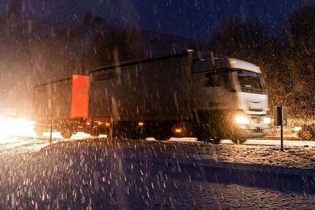 Mehrere Verletzte nach Unfällen im Kreis Breisgau-Hochschwarzwald