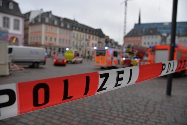 Newsblog: Vier Menschen in Trier bei Vorfall mit Auto getötet