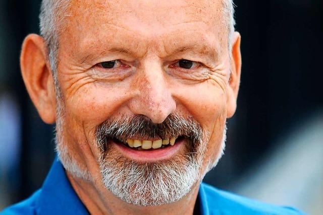 Bernward Monzel – ein Bart- und Jeansträger ohne Autoritätsprobleme
