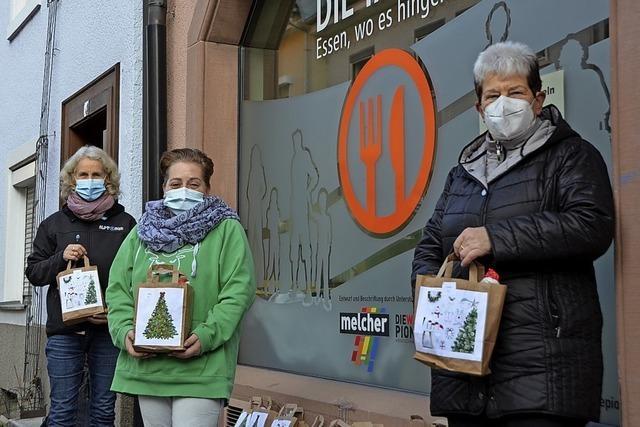 Kinderschutzbund verteilt Geschenke