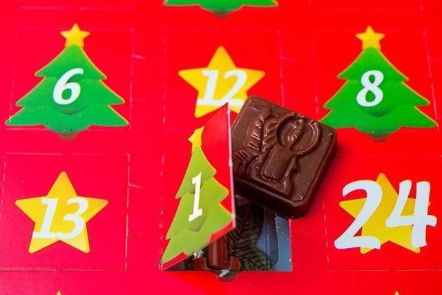 Beim Musikverein Eschbach gibt es Musik statt Schokolade