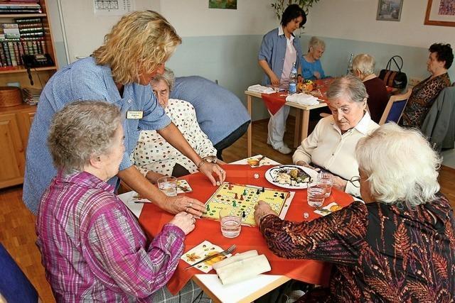 Angebote für Ältere immer wichtiger